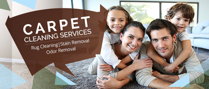 Carpet Cleaning Services in California